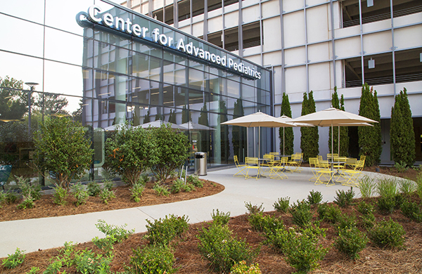 Children's Healthcare of Atlanta – Center for Advanced Pediatrics – Phase 1